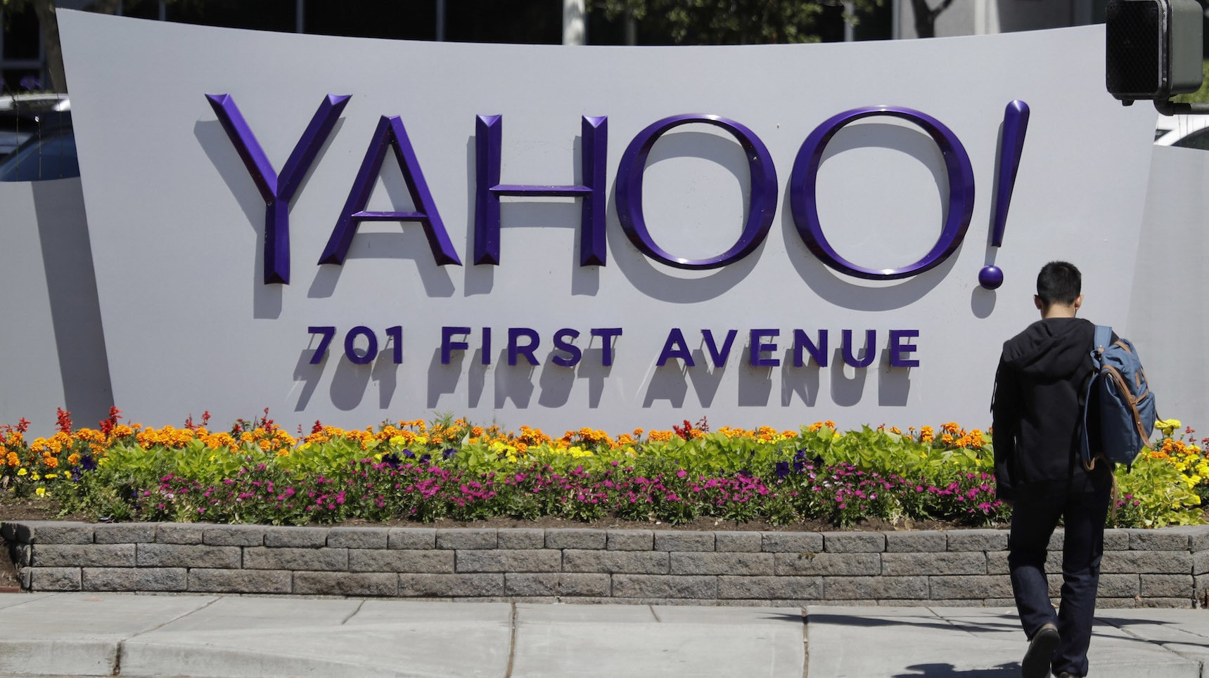 Verizon is going to buy Yahoo's web business for $4.8 billion
