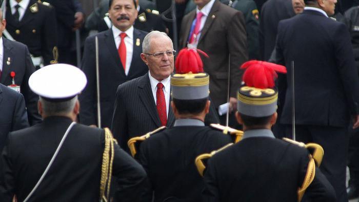 Peru's seemingly boring 77-year-old President is actually a pretty interesting dude