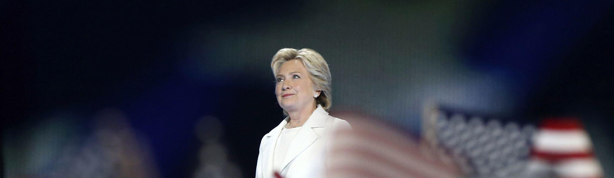 Hillary Clinton is raising millions from hedge funds, thanks to Citizens United