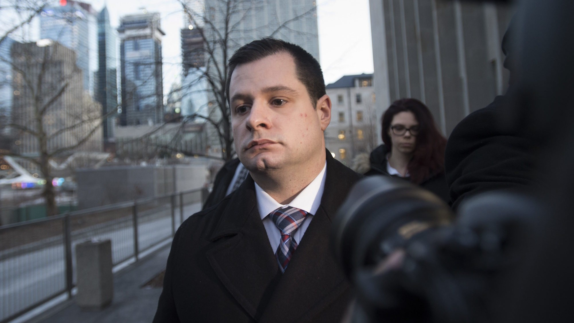 Toronto cop sentenced to six years in teen's death gets bail