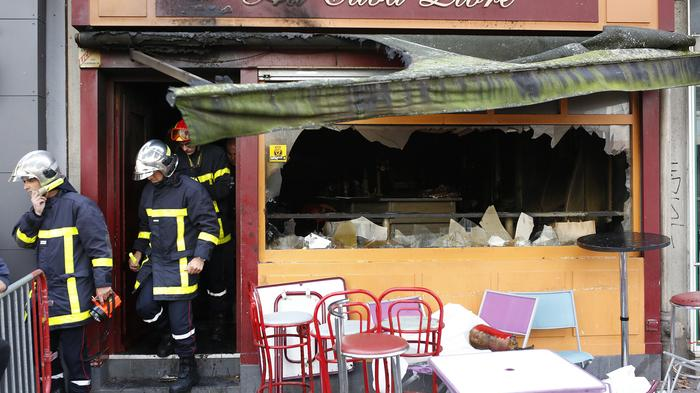 Fire that killed 13 in France turns out not to have been terrorism