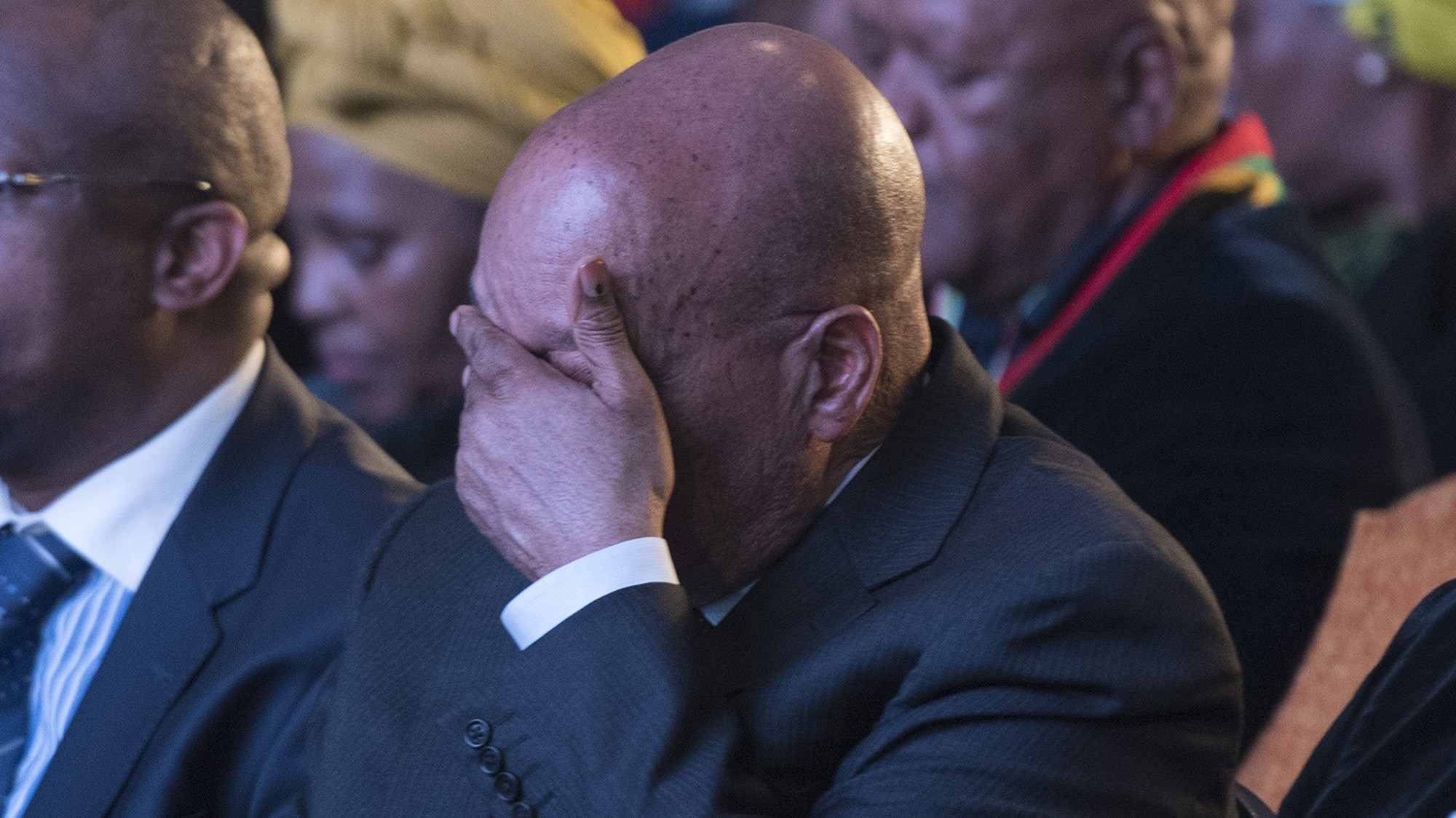 South Africa's ruling ANC got the worst clobbering since the end of apartheid