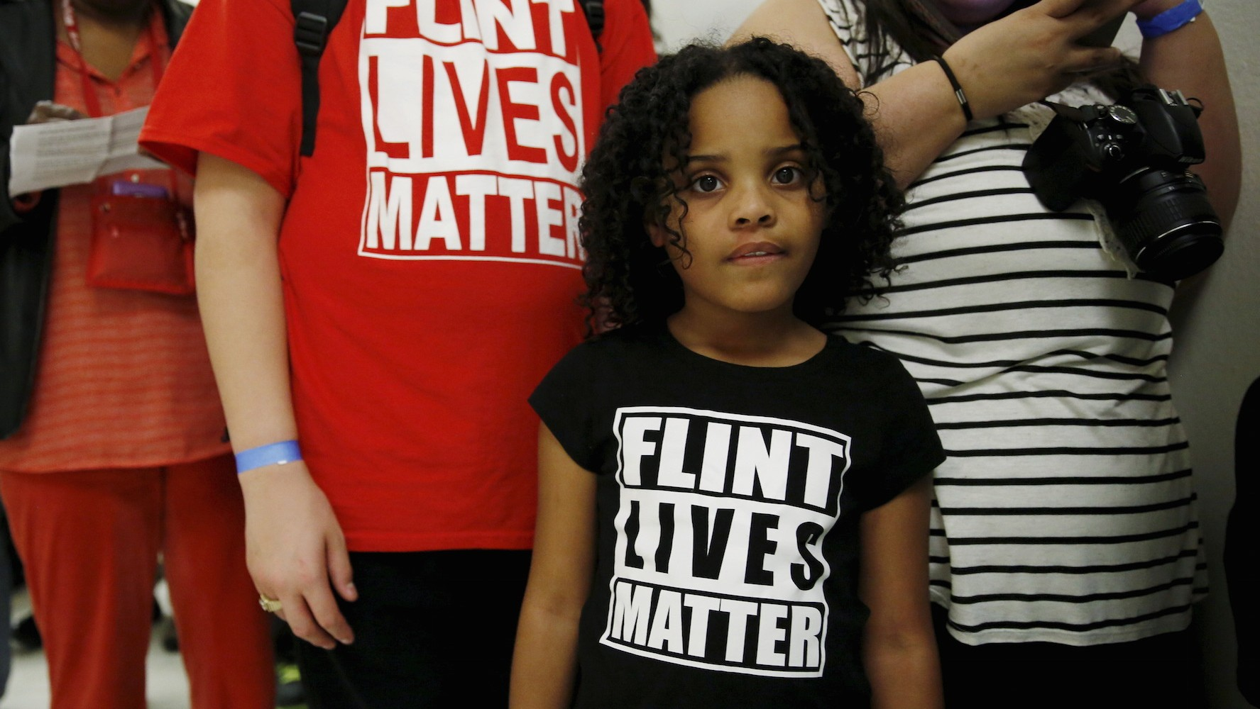 Flint's lead crisis will cost each of its children $50,000 in their lifetimes