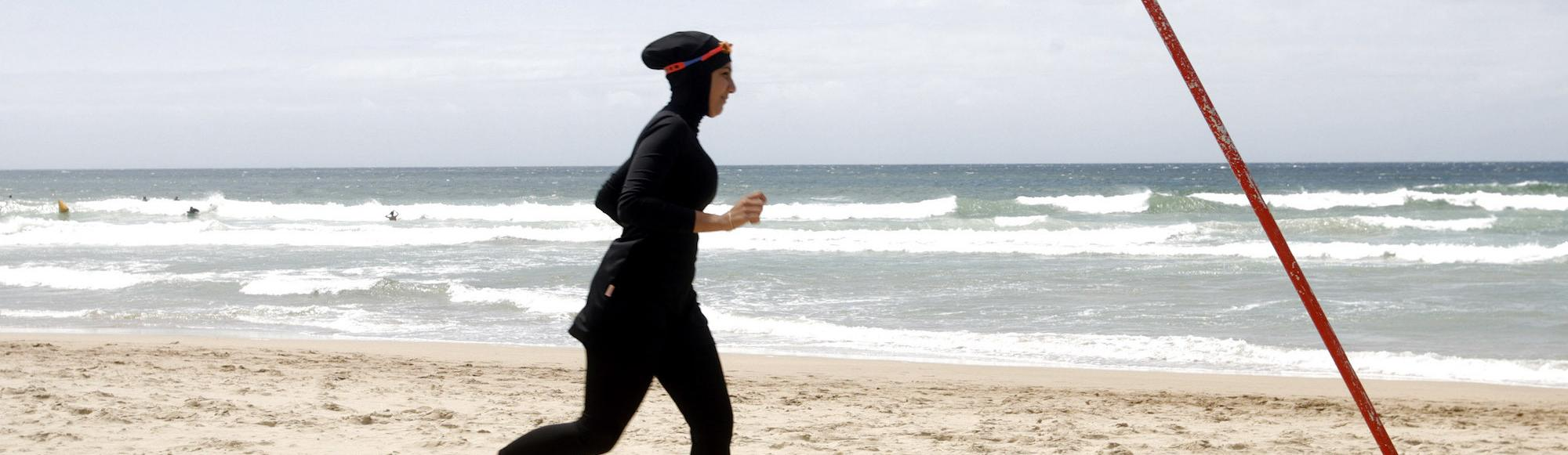 Burkinis are now banned in Cannes