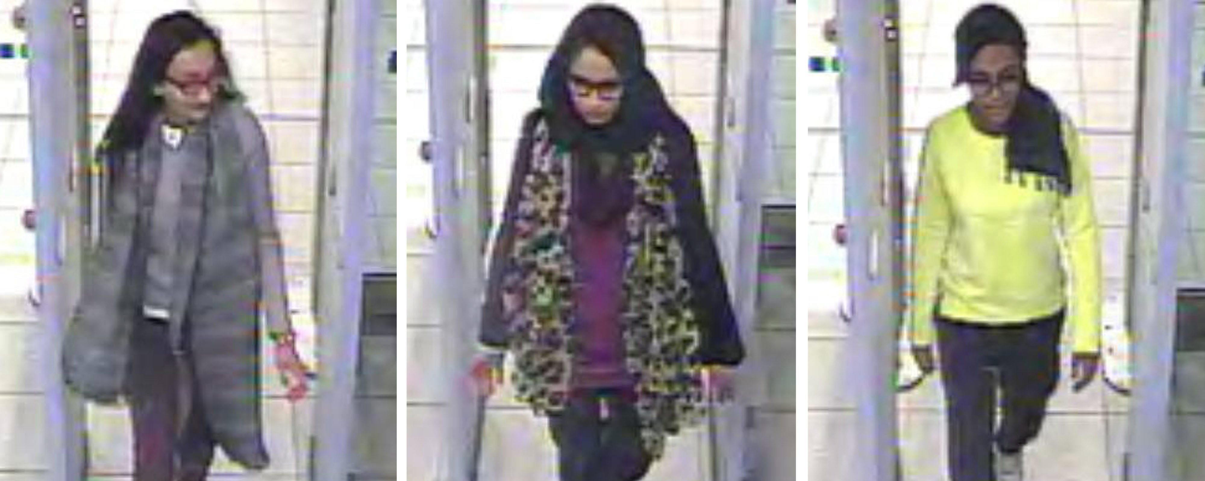 A UK teen girl who joined the Islamic State is believed dead