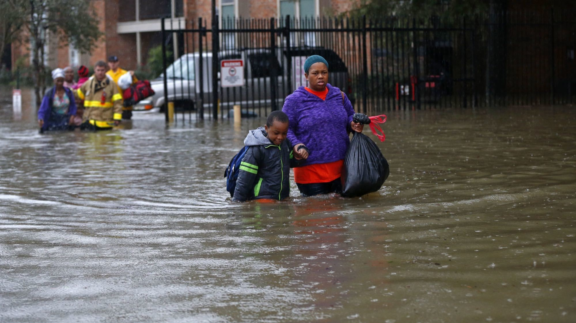 More than 1,000 rescued after 'unprecedented' floods in the deep South