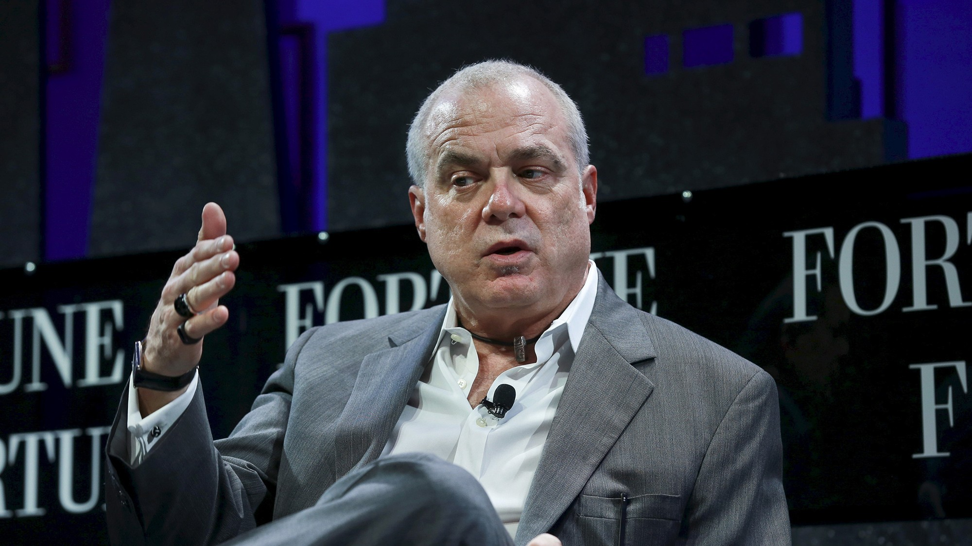Aetna CEO: If you reject our Humana merger we'll bail on Obamacare