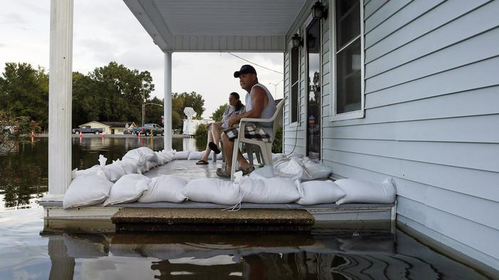 Louisiana is nearly broke, but the flood recovery could help fix that