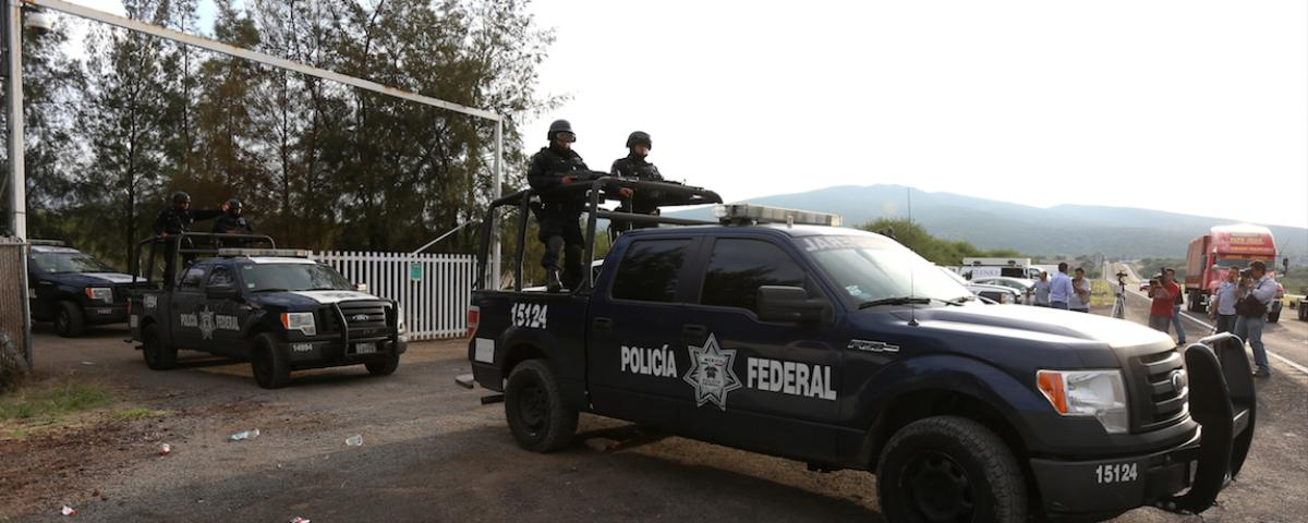 Mexican police executed 22 people, report says