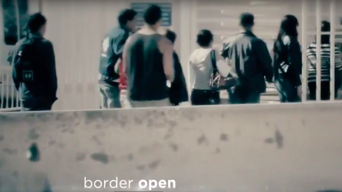 Trump's first general election ad uses Syrians and Mexicans as scare-props
