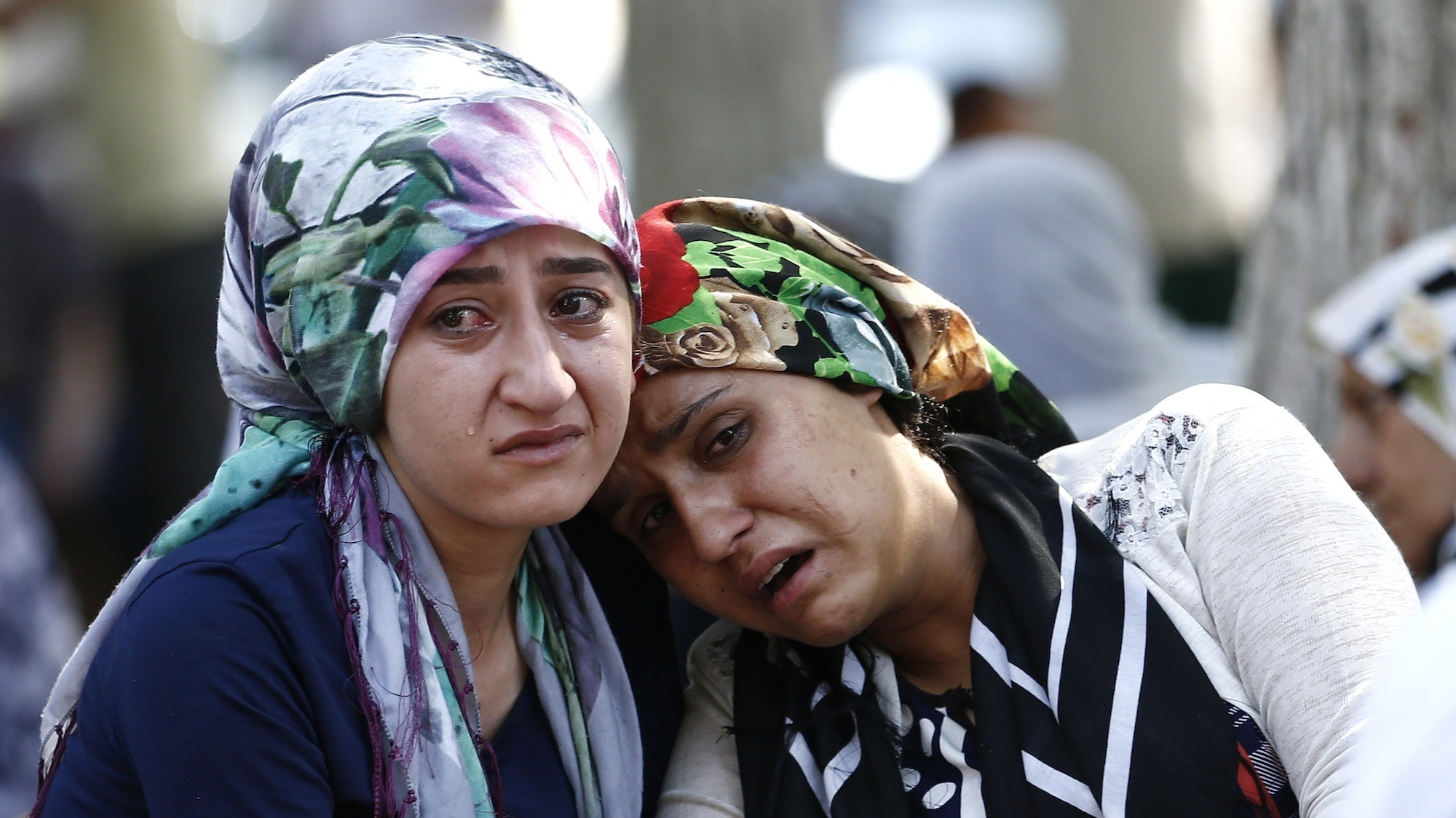 ISIS child suicide bomber blamed for wedding attack in Turkey that killed 51