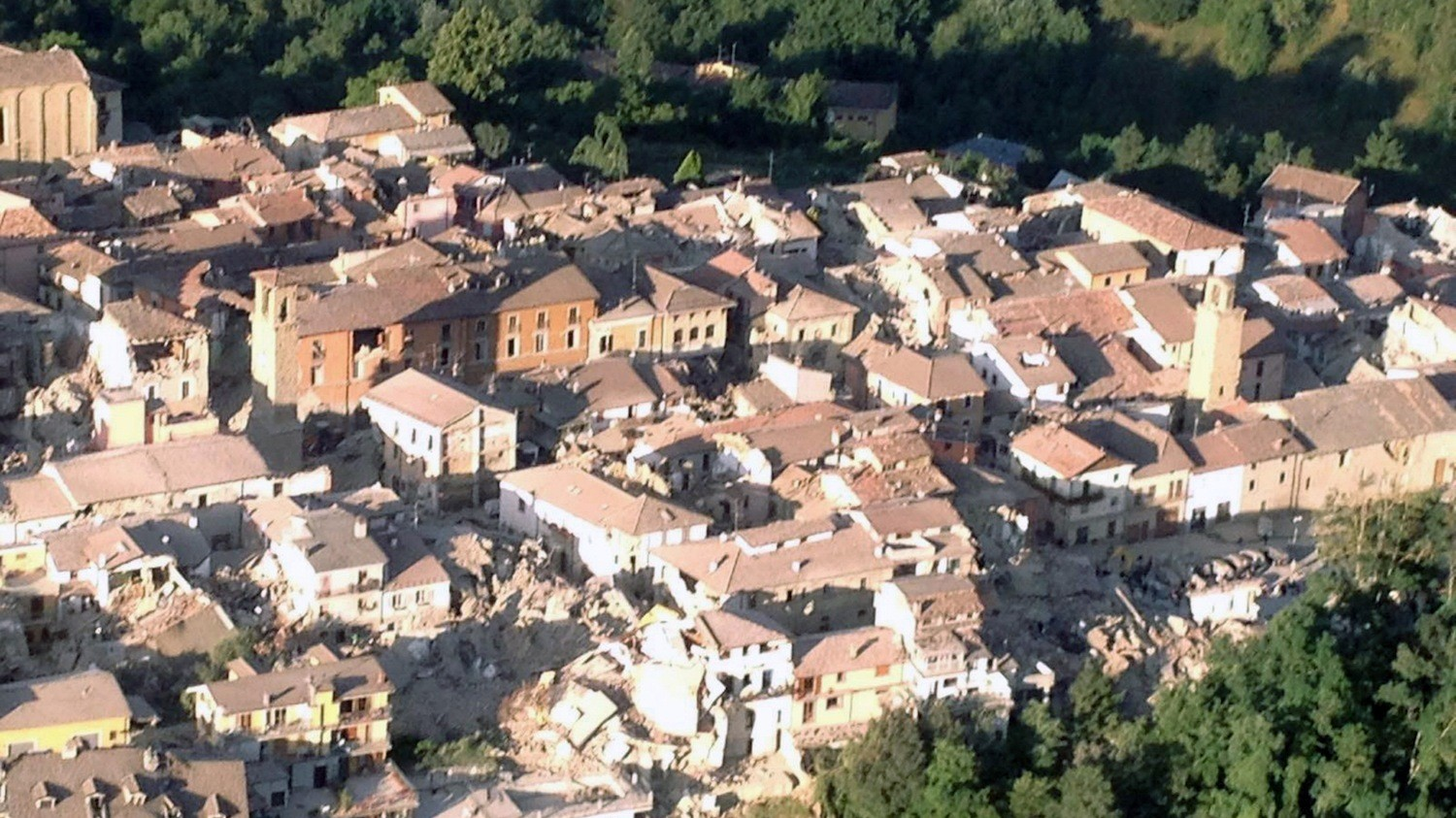 Town devastated by earthquake is home to a beloved Italian tradition