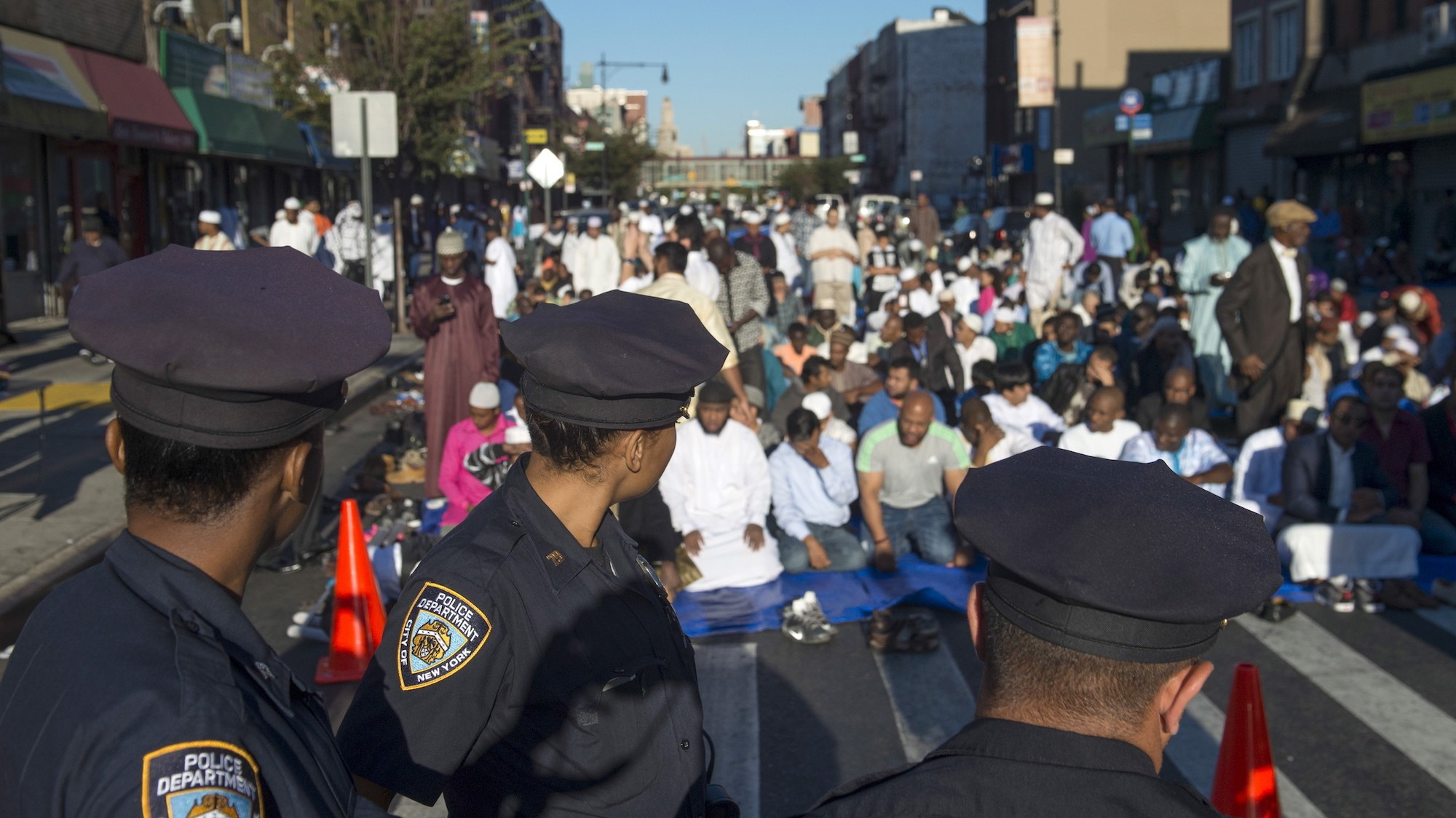 The NYPD broke its own rules when spying on Muslims, inspector general says