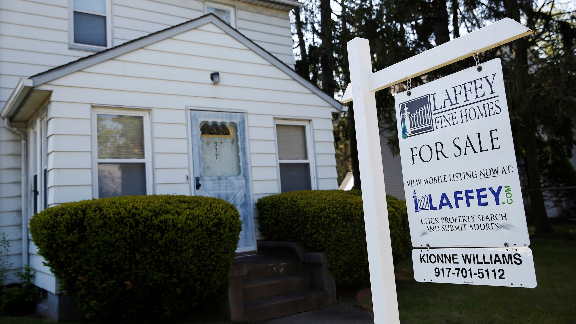 Why more Americans can't afford to buy homes