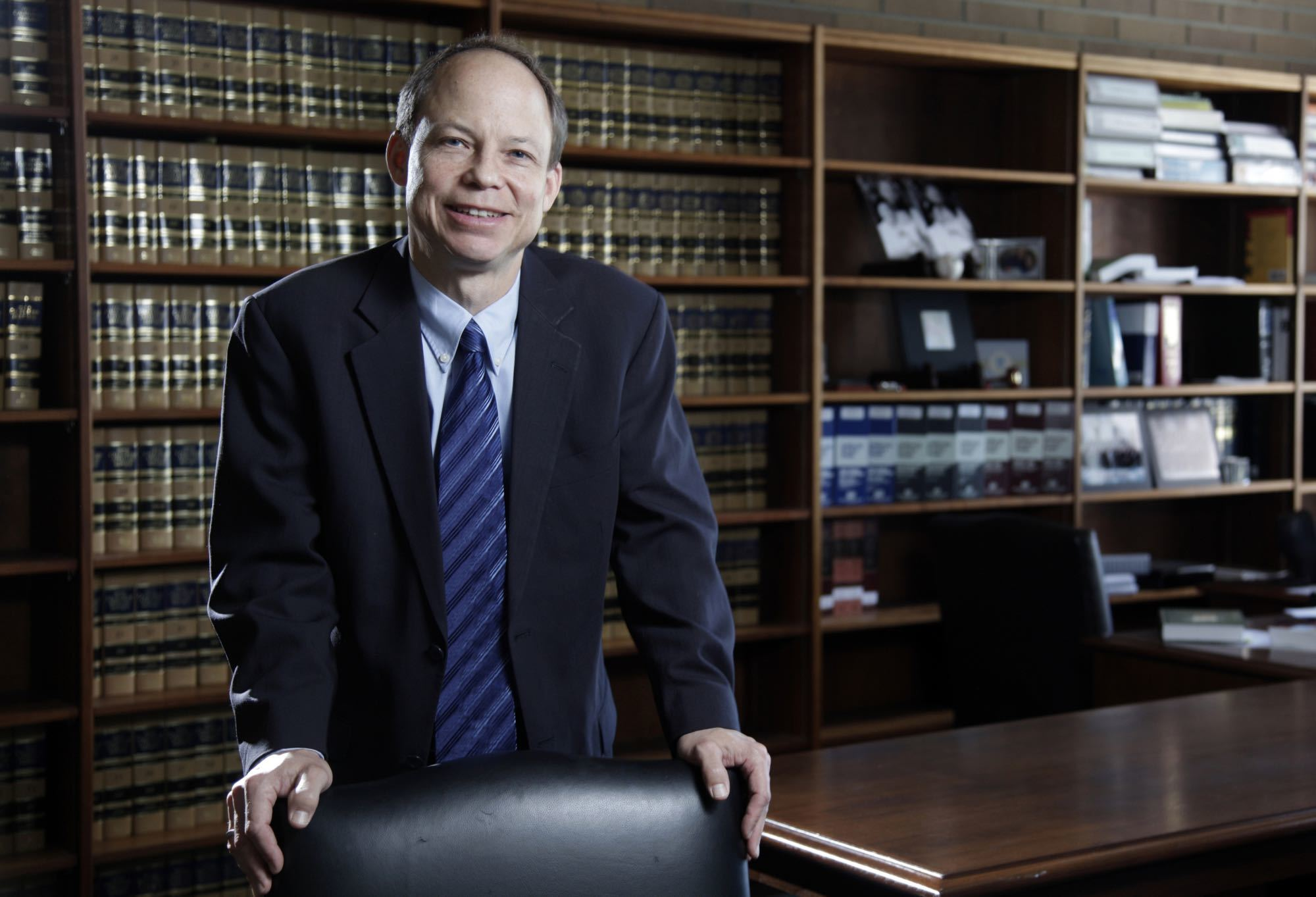 Judge Persky reassigned to civil cases at SJ courthouse