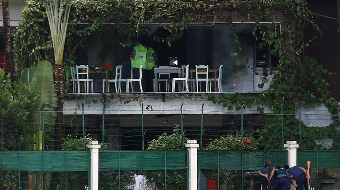 Bangladesh police say they killed the masterminds of the Dhaka cafe attack