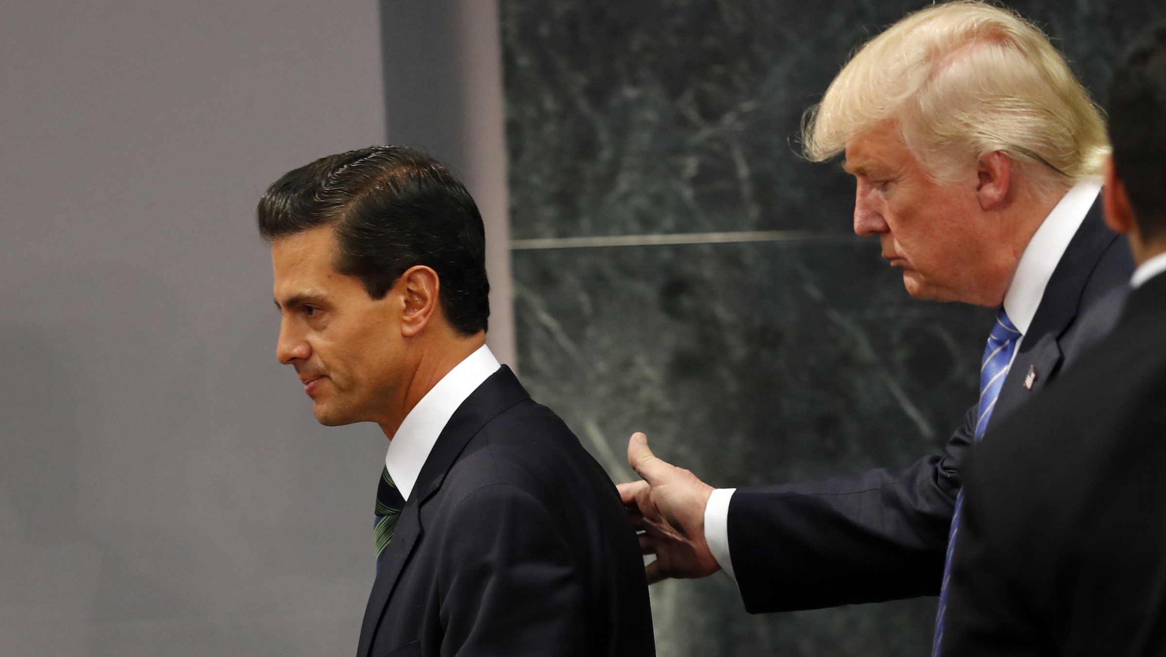 Trump's humiliating visit could doom Mexico's president and his party
