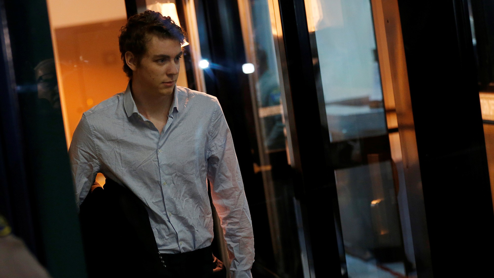 Brock Turner would be in prison right now under a proposed California law