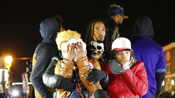 Ferguson protest leader found shot to death inside burning car