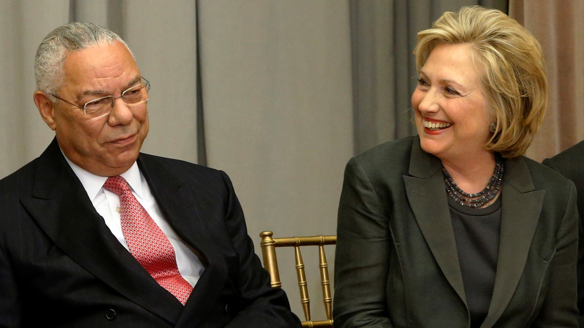 Colin Powell told Hillary Clinton how he 'got around' email rules