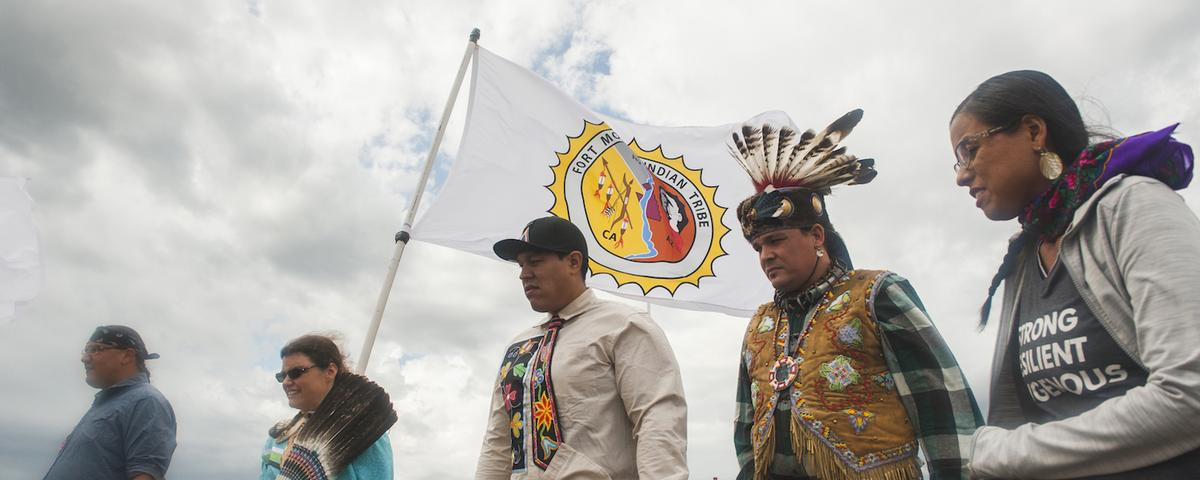 Feds call for 'voluntary pause' of North Dakota pipeline construction because of Sioux Tribe objections