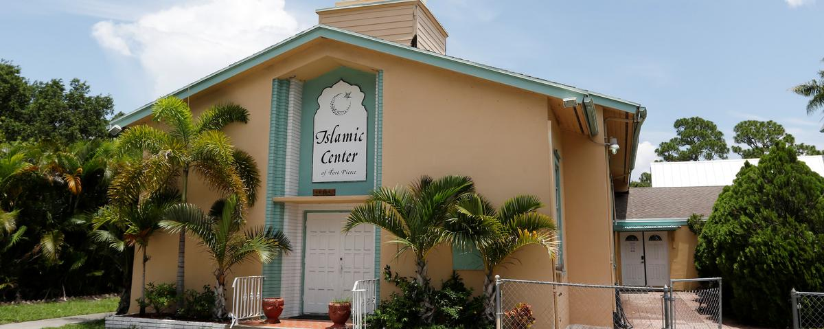 Suspected arson attack on Orlando gunman's mosque fits with recent pattern of Islamophobic attacks