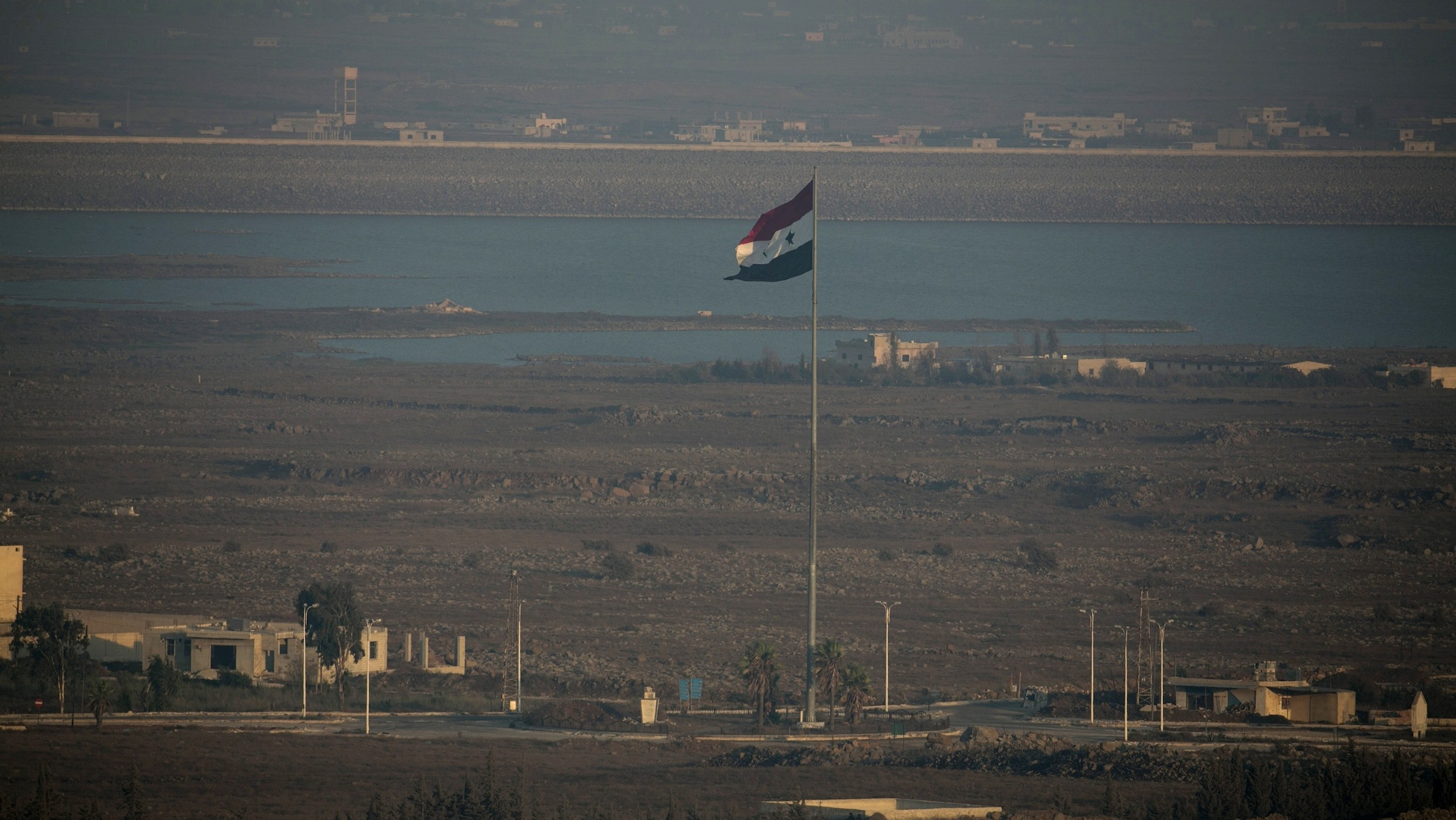 Syria says it shot down Israeli planes — Israel says it's 'total lies'