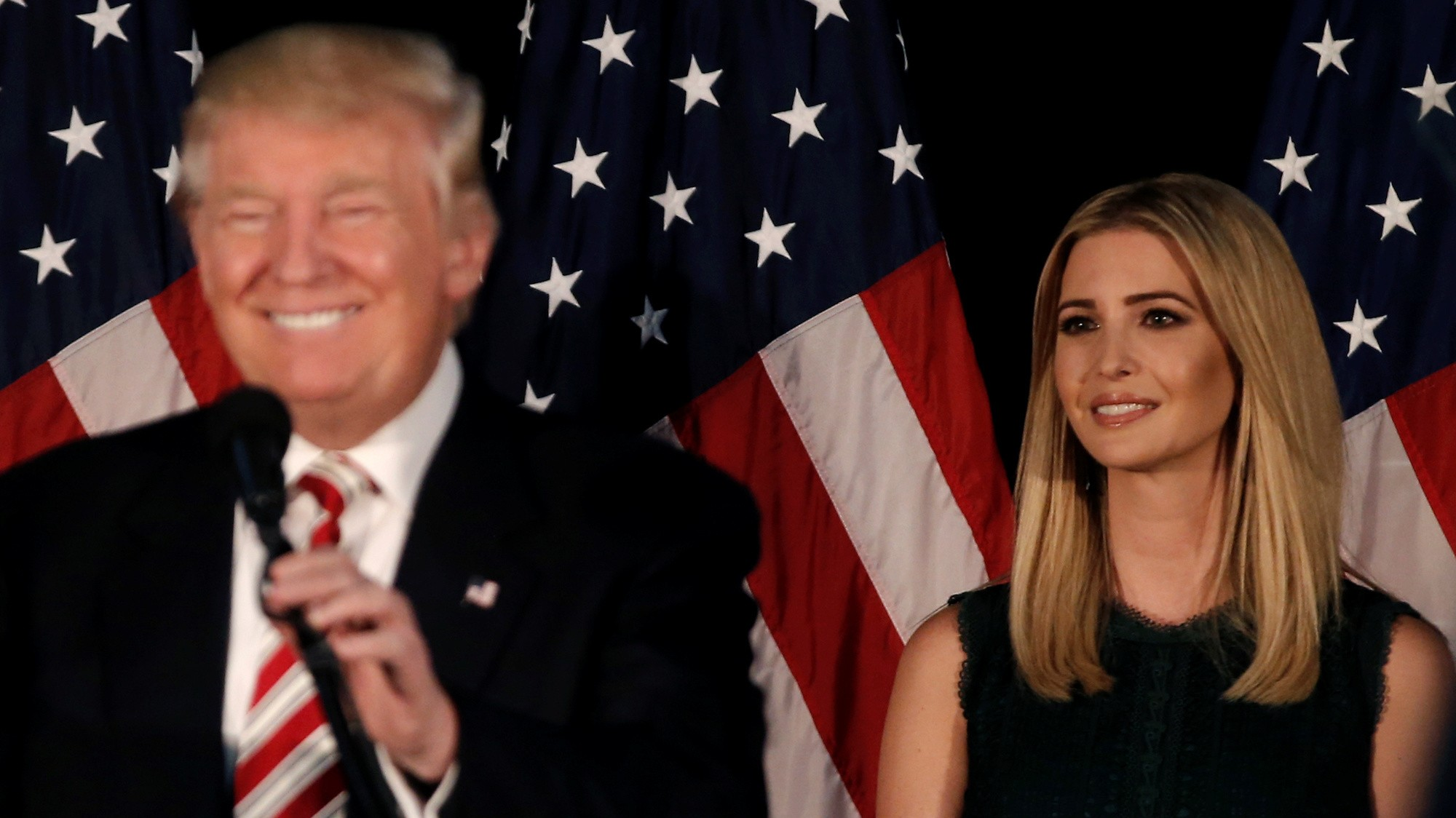 Donald Trump says only mothers deserve paid family leave