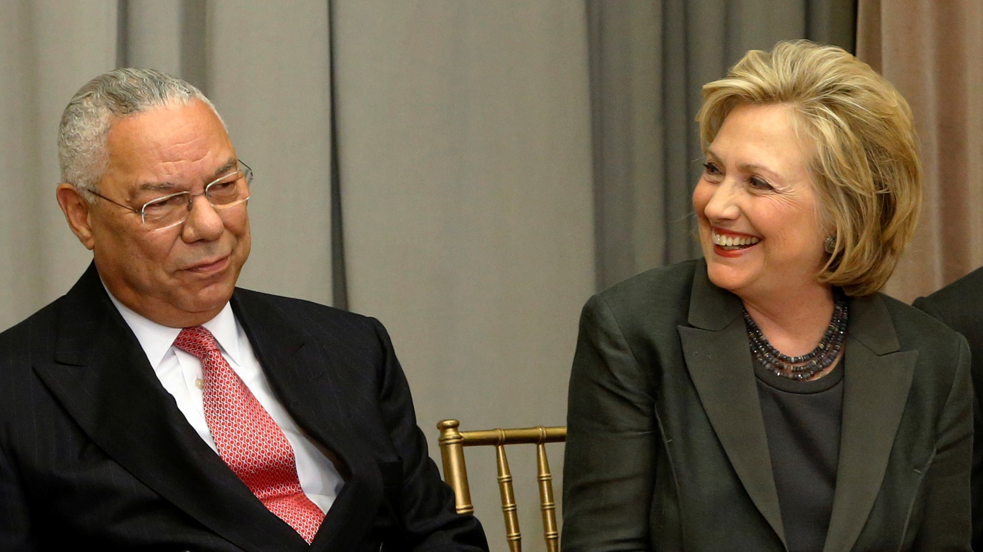 Colin Powell insults Clinton and calls Trump 'national disgrace' in leaked emails