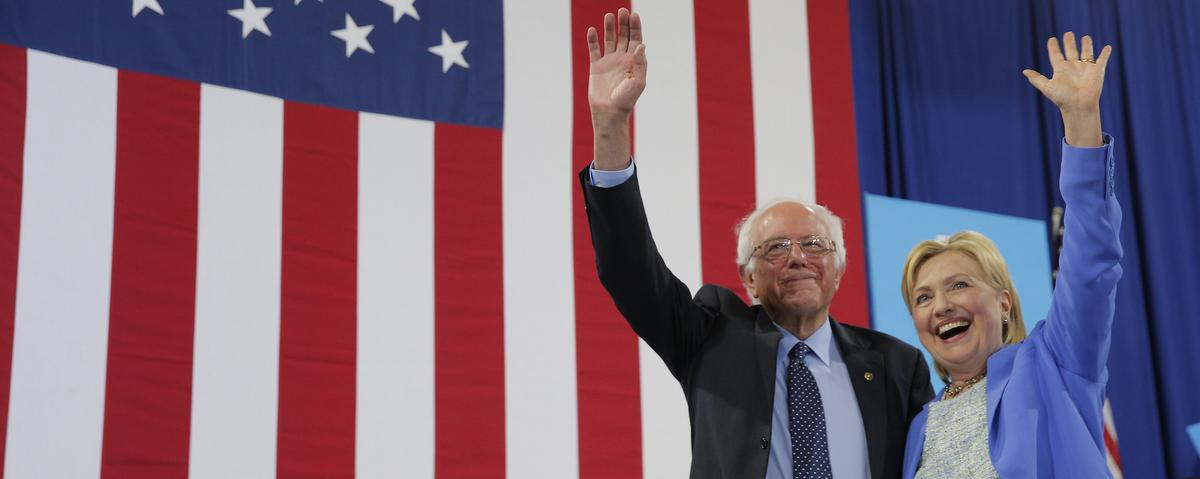 Hillary Clinton adopted these 4 policies from Bernie Sanders — will she stick to them?