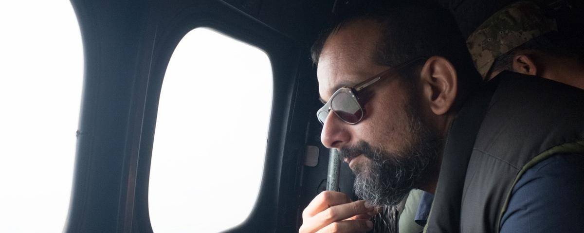 Watch the trailer for our new special, TERROR with Suroosh Alvi
