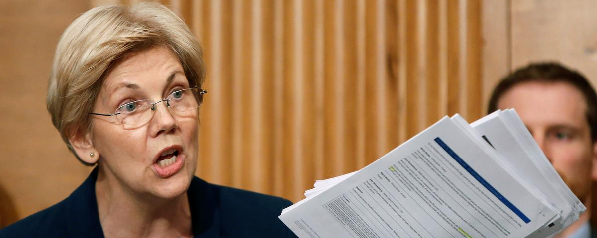 Elizabeth Warren tears into Wells Fargo CEO: 'You should resign'