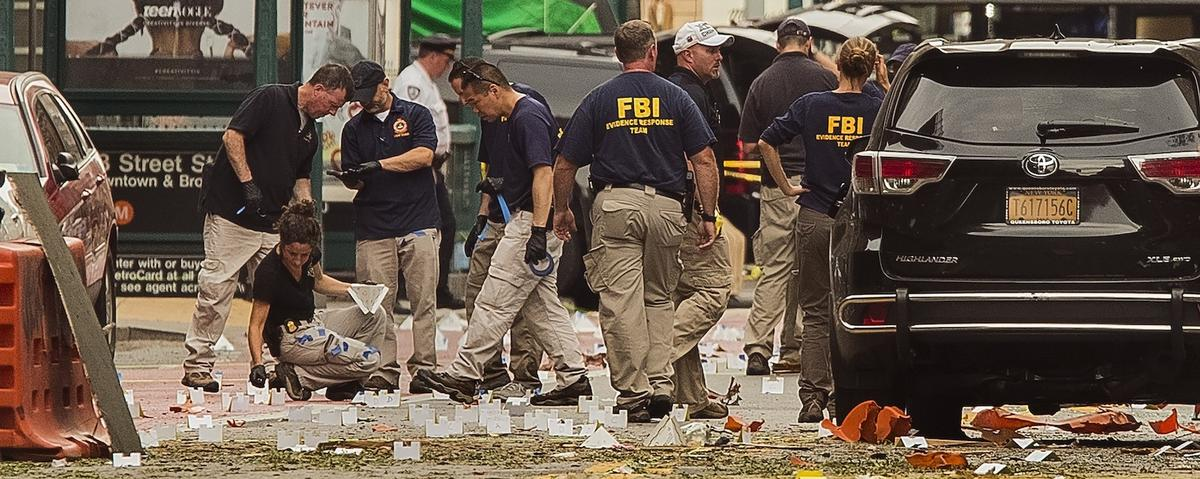 Ahmad Khan Rahami bought his bomb parts on eBay, FBI says