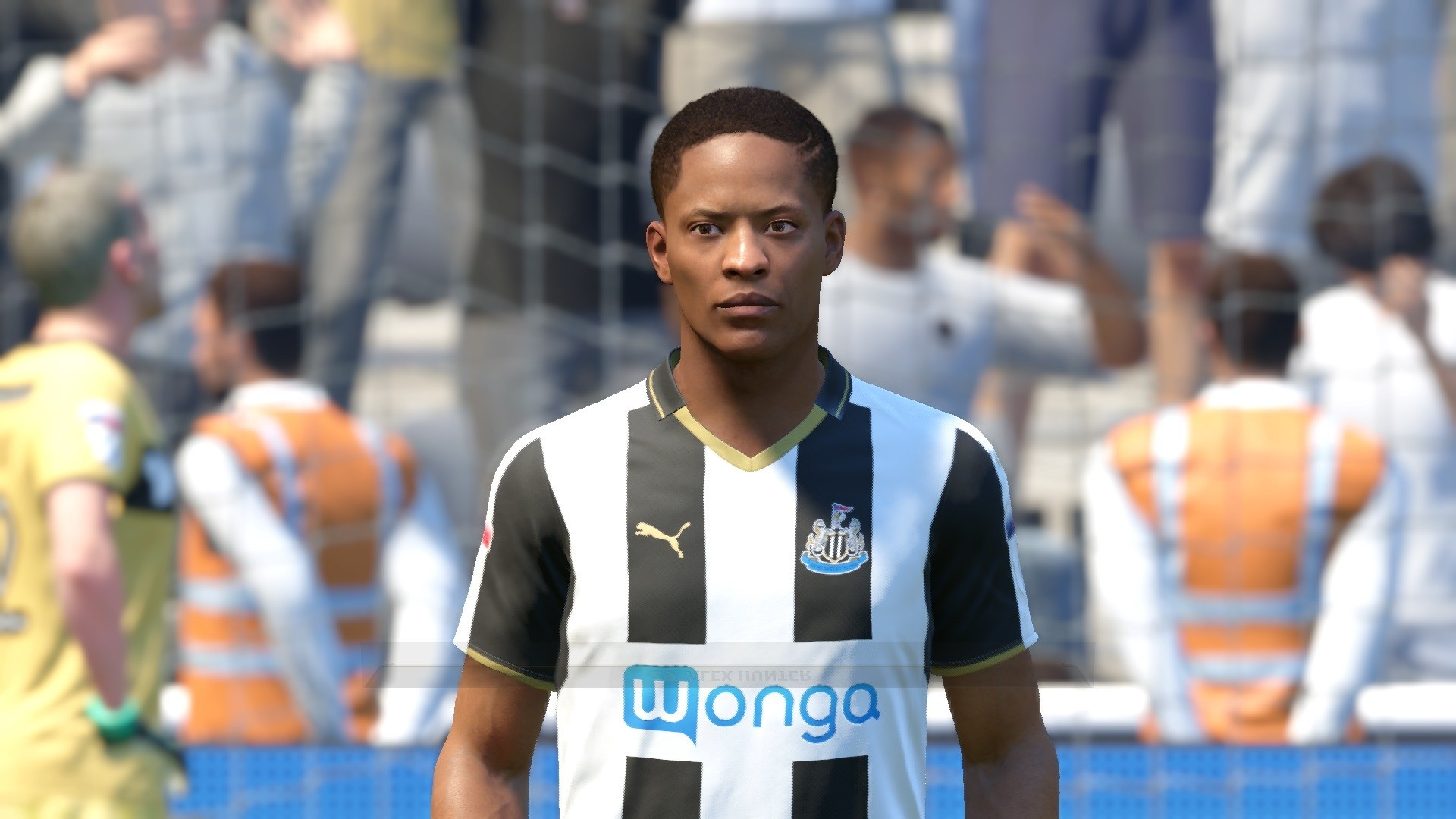 People are mad they have to play a black character in FIFA 17