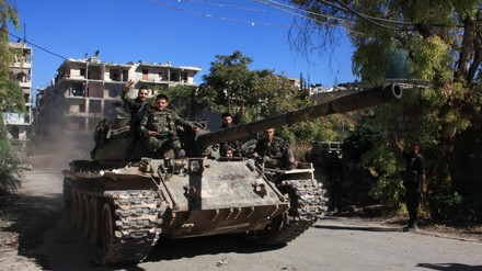 Assad is assembling 10,000 troops for final assault on Aleppo