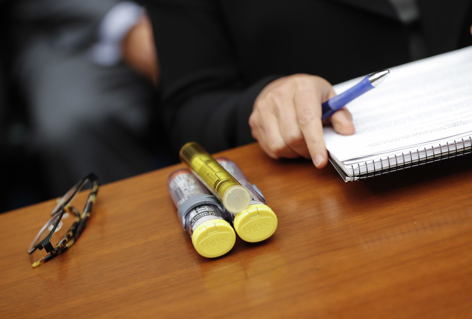 Mylan to pay $465 million EpiPen settlement