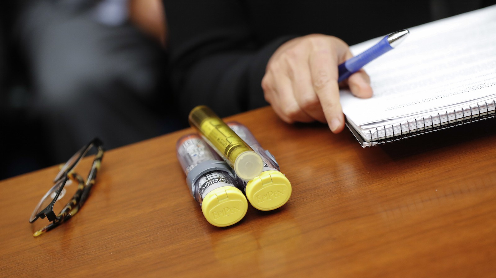 The EpiPen is so expensive that even the US government feels overcharged