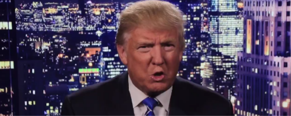 Here's Donald Trump's midnight apology for comments about groping women