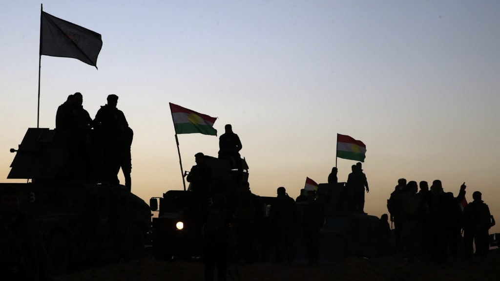 The battle for Mosul begins