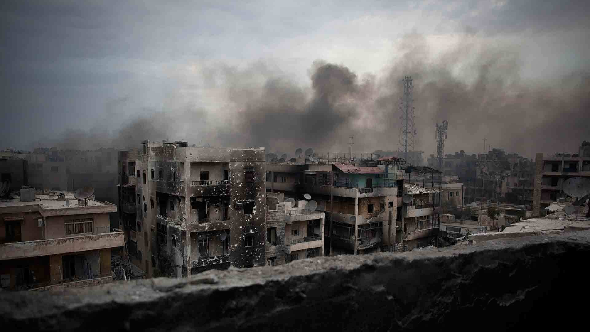Russia's eight-hour break from bombing eastern Aleppo is basically pointless