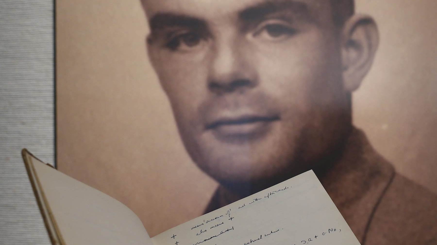 "Thousands of gay and bisexual men will be pardoned by U.K.'s ""Alan Turing Law"""