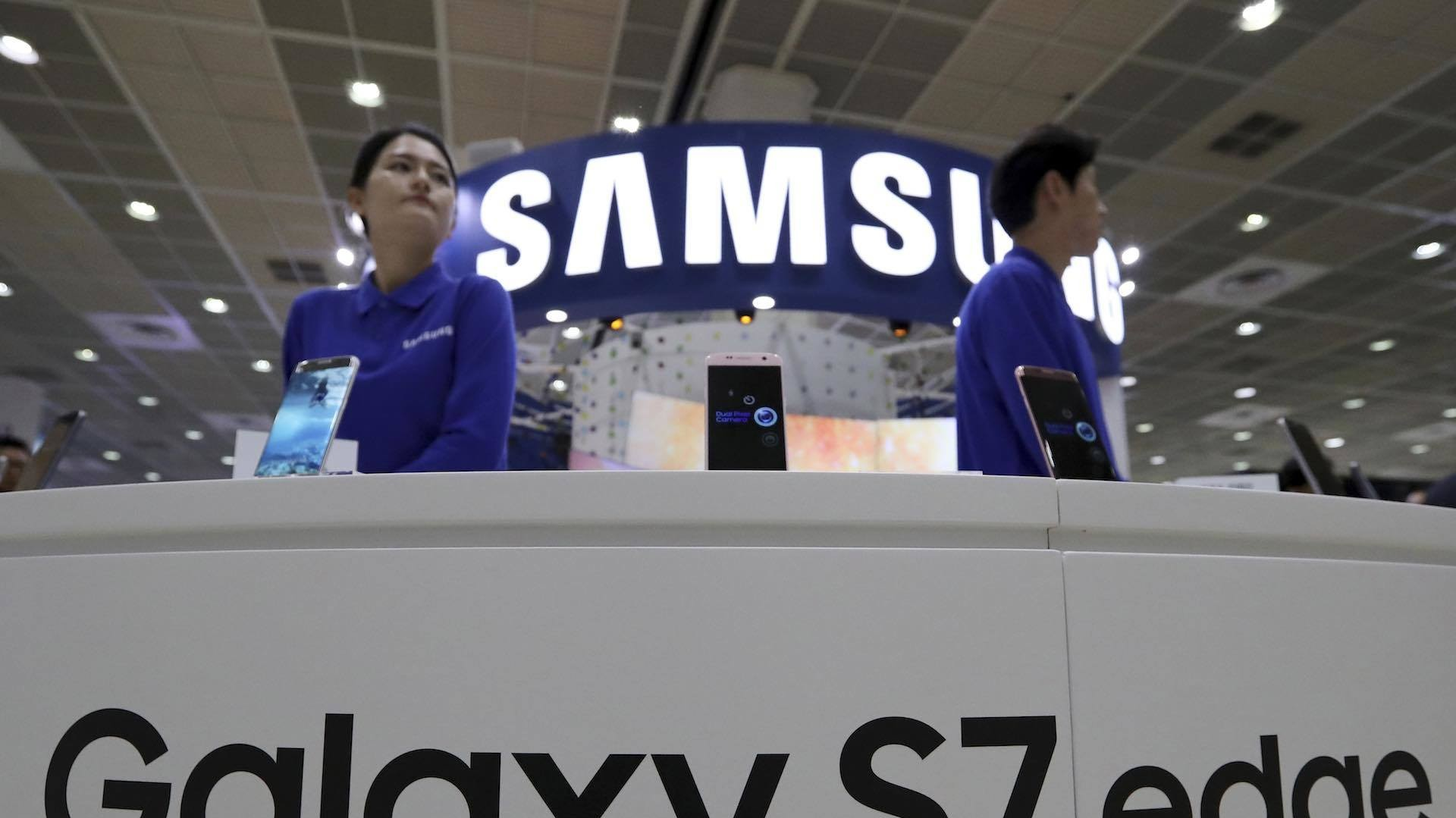 The iPhone is key to Samsung's recovery