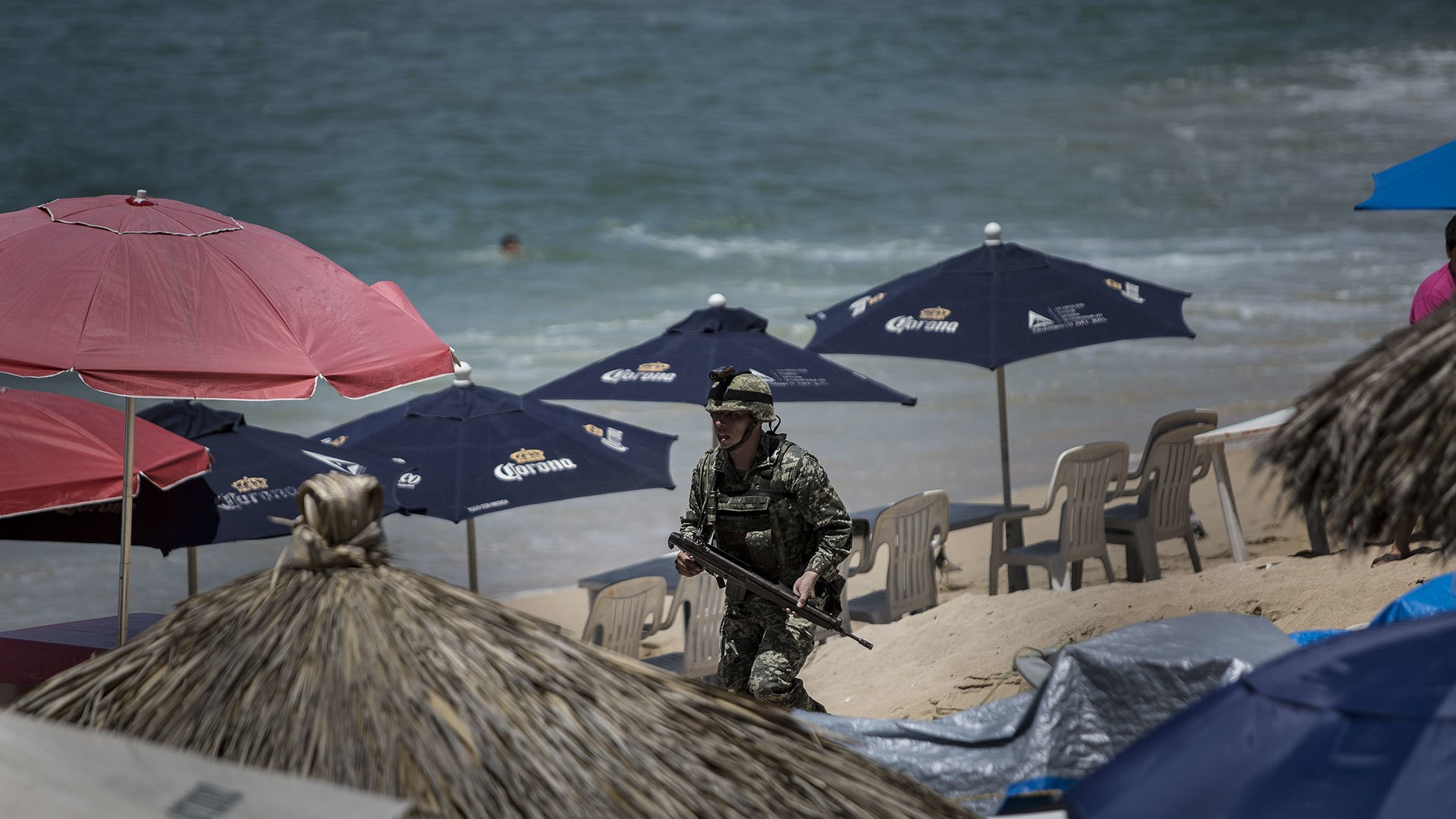 Ten years into Mexico's drug war, the violence in Acapulco rages on