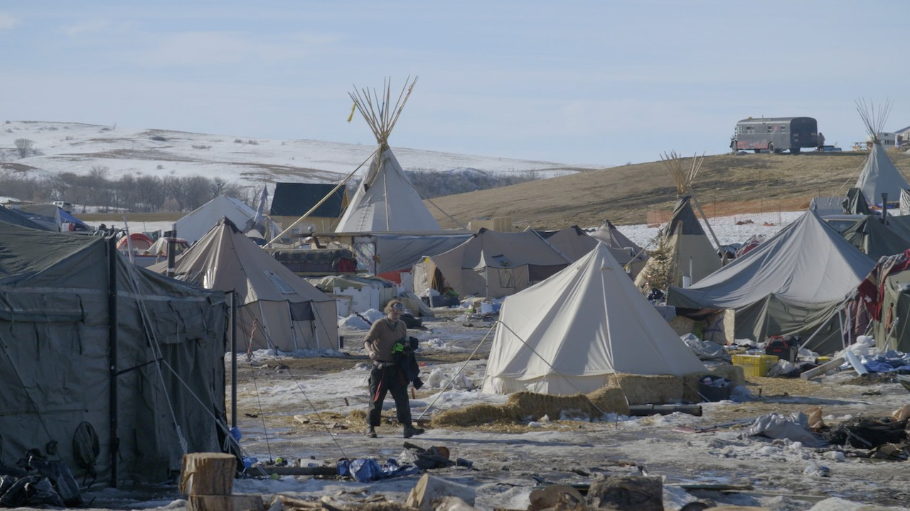 Inside the final days of the Standing Rock protest