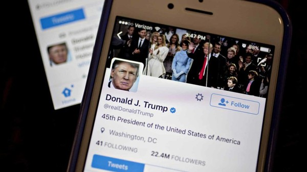 Le directeur du FBI obligé de fact-checker les tweets de Trump en direct