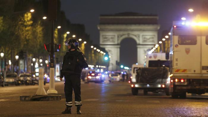 What we know about the Paris shooting