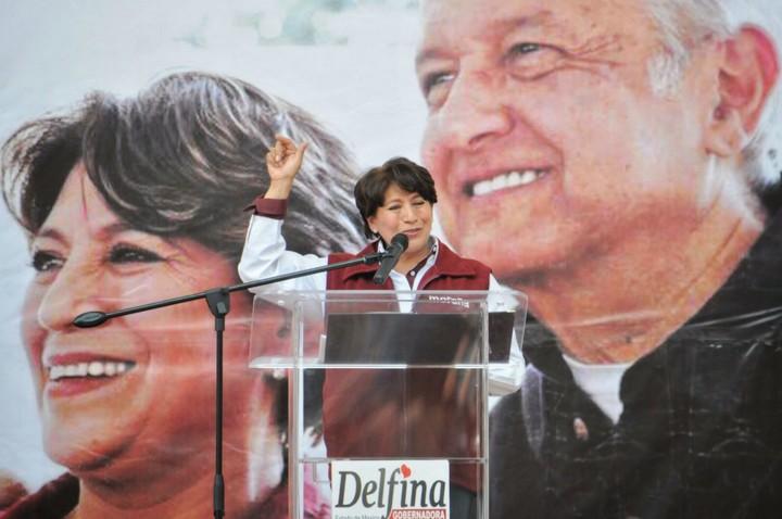 Una maestra de primaria amenaza el bastión político del presidente de México