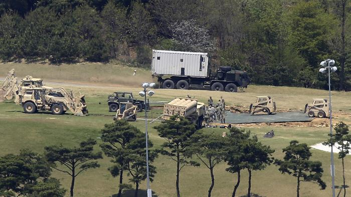 "North Korea says U.S. military presence in South Korea is pushing us closer to ""nuclear war"""