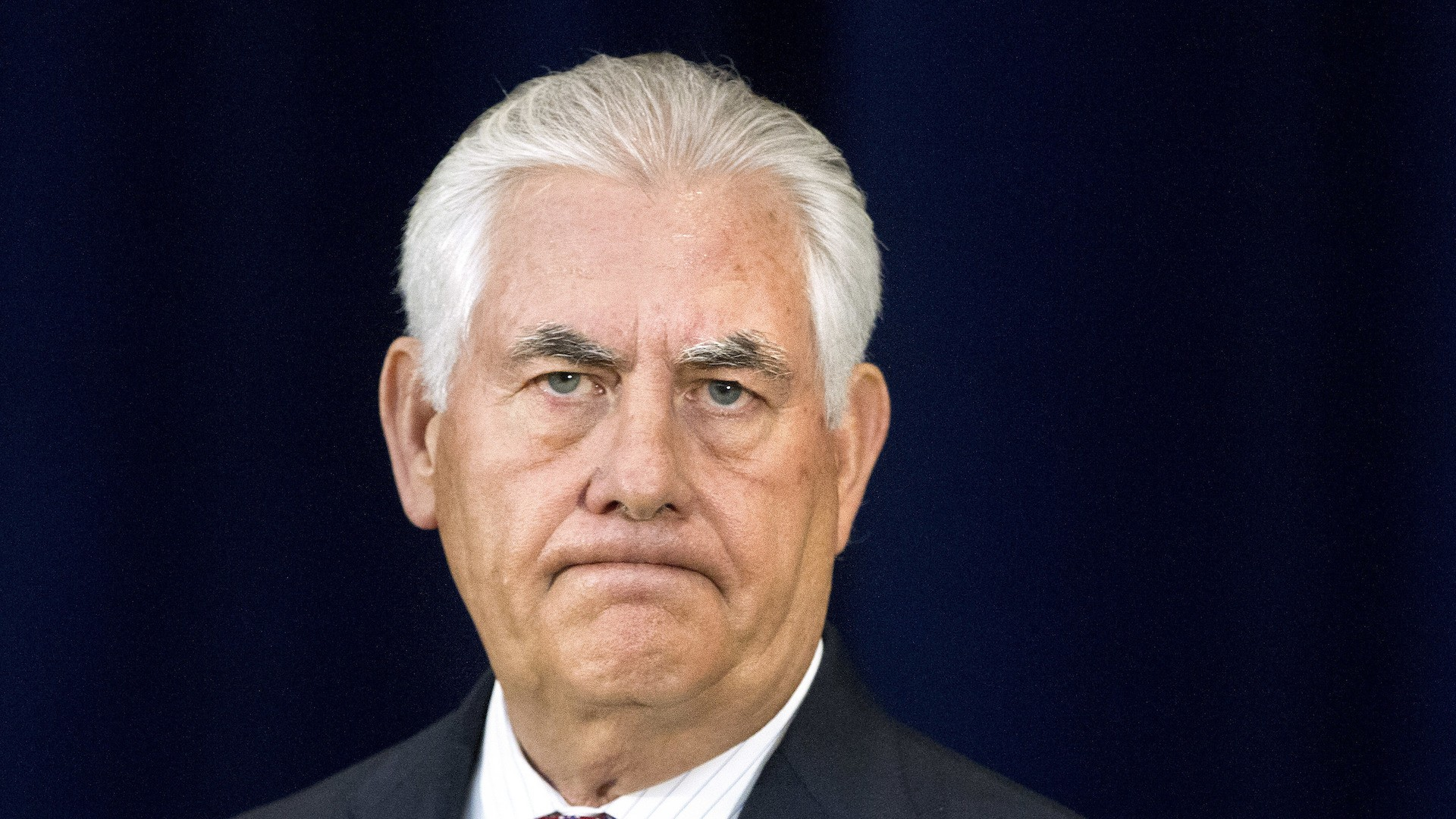 """America First"" foreign policy may mean ignoring human rights, Rex Tillerson says"