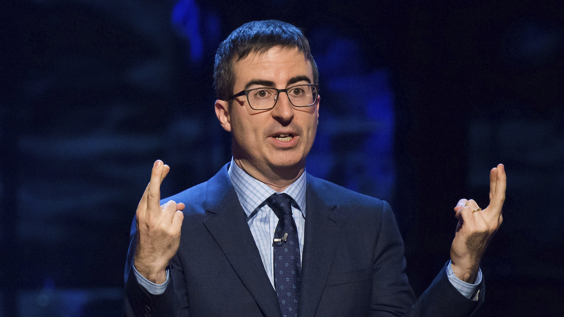 FCC hit by online attacks after John Oliver criticizes net neutrality proposal
